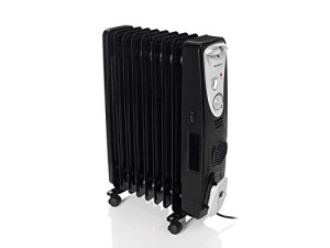 Ölradiator kaufen - Silvercrest 2500 W mit 3 stufigen Gebläse
