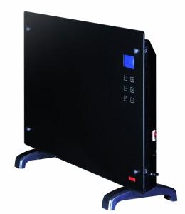 Konvektorheizung - Rowi Glaswärmekonvektor mit Thermostat