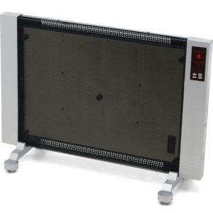 Wärmewellenheizung: Syntrox Germany 2500 Watt Digitale Wärmewelle mit Fernbedienung